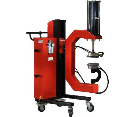Вулканизатор грузовой термопрес